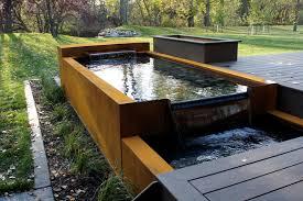 Modern Water Features 170 Best Water In The Garden Images On Pinterest Gardens