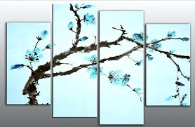 chinese wall decoration contemporary wall art painting ideas wall
