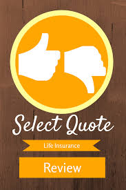 review of select quote