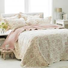 Pink Quilted Bedspreads | Duvet Covers And Bedding Sets | Terrys ... & Etoille Quilted Bedspread Adamdwight.com