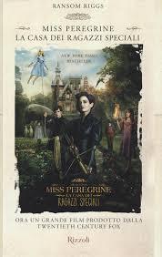 Libro Miss Peregrine. La casa dei ragazzi speciali di Riggs, Ransom