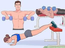 image led lose upper body fat step 11