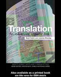 Translation - An Advanced Resource Book by Andre Damasceno - issuu