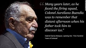 Gabriel Garcia Marquez, Nobel Prize-winning author, dies at 87 ... via Relatably.com