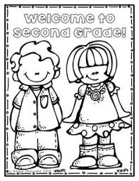 free back to coloring pages easily manage a hectic morning on the first day of by having these coloring pages at each child s desk