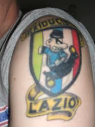Tatuaggi Ultraslazio