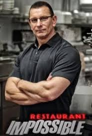 Monday's Make-over Maestro ~ Robert Irvine of Restaurant Impossible