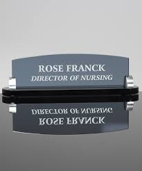 outstanding engraved desk name blocks name plates edco trophies pertaining to glass desk name plates ordinary
