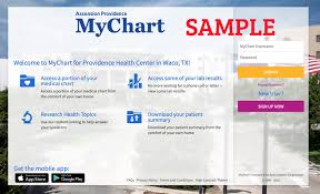 Https Mychart Providence Waco Org Mychart Ascension