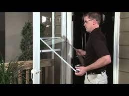 glass storm doors larson storm doors