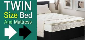 What is The Twin Size Mattress Bed Dimensions