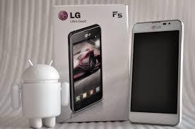 LG Optimus F5 - Review - Ausdroid