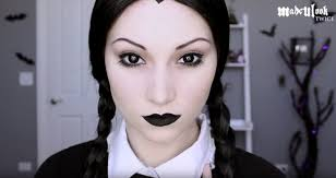 and you re done wednesday addams makeup tutorial
