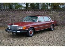 The 6.9 l (6834 cc or 417 in³). Mercedes Benz 450sel For Sale Hemmings Motor News