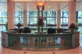 corporate office lobby. Desk Table Window Glass Home Corporate Office Property Living Room Business Furniture Interior Design Indoors Lobby