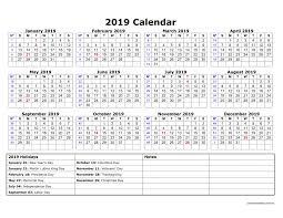 2019 Calendar Printable Template 2019 Calendar Holidays Australia 2019 Calendar Holidays 2019