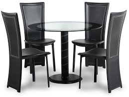 4 chair dining table set new round dining tables for 4 chairs set of 4 chair