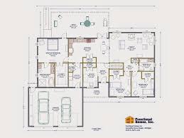 Small Casita Floor Plans  2000 House Plans On Plan 1658 Handicap Accessible Home Plans