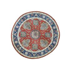 authentic 9 foot round rug ft