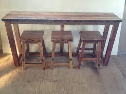 Diy rustic bar Ikea Hack Rustic Bar Table Stools Stefan Abrams Rustic Bar Table Stools Stefan Abrams Rustic Bar Table