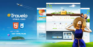 Travel Templates Travelo Travel Tour Booking Html5 Template By C Themes Themeforest