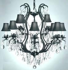 black chandelier shades clearance black chandelier chandelier ceiling fan