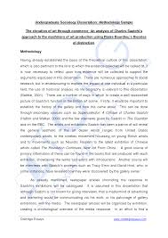 dissertation proposal methodology section research papers on  title generator for essay