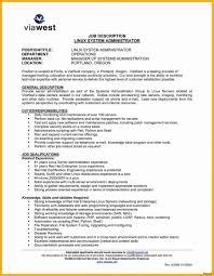 Salesforce Administrator Resume Fantastic System Administrator Resume Summary Frieze Documentation 19