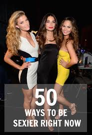 How To Be Sexy 40 Tips Every Woman Should Know StyleCaster
