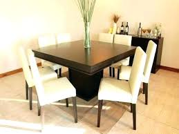 glass dining table 8 seater round seats 80cm diameter square room person kitchen enchanting di glass dining table
