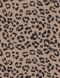 leopard kraft gift wrap