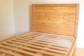 how to adapt this diy headboard plan to any size bed such as a king bed a twin bed with or without headboard etc