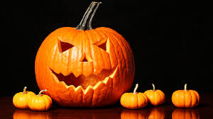 Hunting Pumpkin Carving Pattern New Decoration