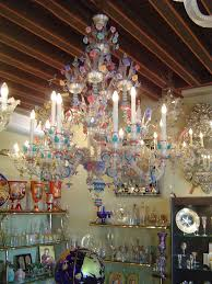 murano glass chandelier usa lamp parts venetian modern fruit style