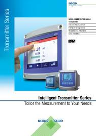 transmitters ph e o e and cond e mettler toledo intelligent transmitter series mettler toledo