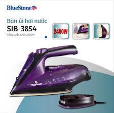 Bàn Ủi Hơi Nước không dây Bluestone SIB-3854 (2400W) - Hàng chính hãng