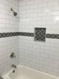 white subway tile grey grout kitchen beautiful ceramic tile bathroom floor fresh white subway tile with