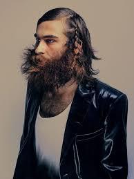 Photo Coiffure Cheveux Long Homme Tresse Coiffure Cheveux