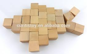 Wooden Bricks Game 1100100100100 Pcs 1100100100cm Thickness Unfinished Wood Cube Brick Game 27