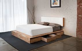 LAXseries Storage Bed with Storage Headboard