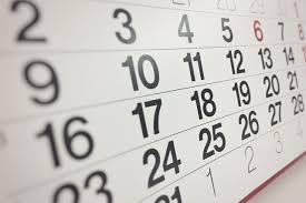 Giornate Mondiali 2020: calendario date e programma eventi