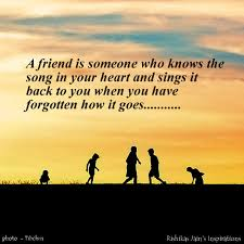 Encouraging Quotes For Friends Interesting Quotes About An Inspirational Friend 48 Quotes