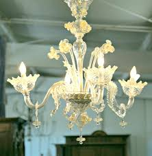 vintage murano glass chandelier vintage four light gold dust glass daffodil chandelier vintage murano glass chandelier