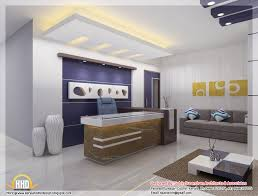 Sophisticated Modern Contemporary Office Interior Design Style with