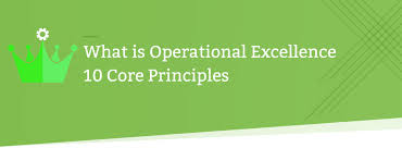 Operational Excellence Example What Is Operational Excellence 10 Core Principles