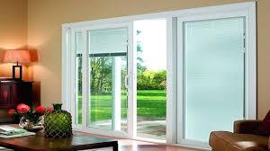 best sliding patio doors with blinds roller shades for sliding glass doors door design sliding patio