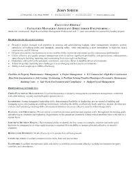 Facility Maintenance Resume - Unitedijawstates.com