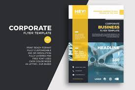 business flyer design templates corporate flyer template psd a4 a3 unlimiteddownloads