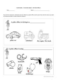Community Helpers Vocabulary Cards These Coordinate With All My ...
