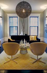 yellow trellis rug